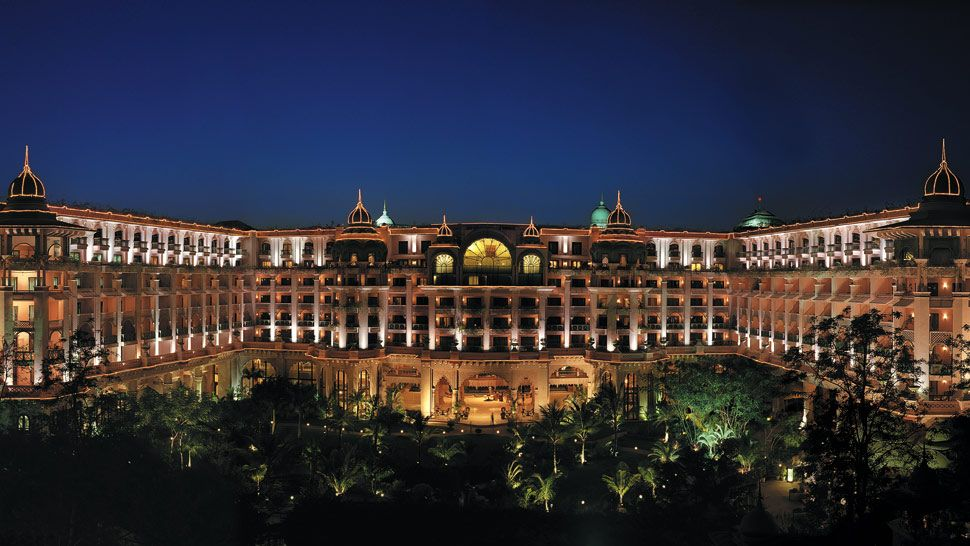 Hotel The Leela Palace Kempinski Bangalore, Online Booking ... Leela Palace Bangalore