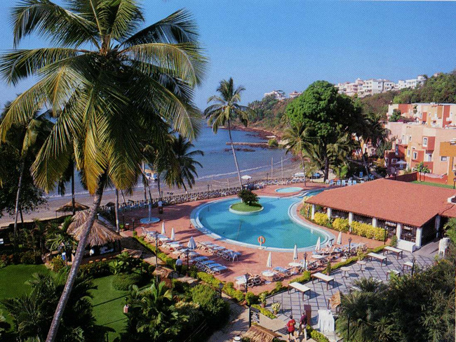 Budget Beach Resorts In Baga Beach Goa