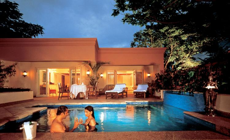 Hotel The Leela Resort Goa Online Booking Room Rates Tariff Facilities