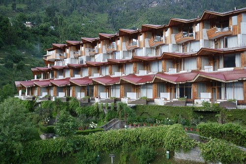 Manu allaya resort manali room rates tariff packages for Top design hotels india