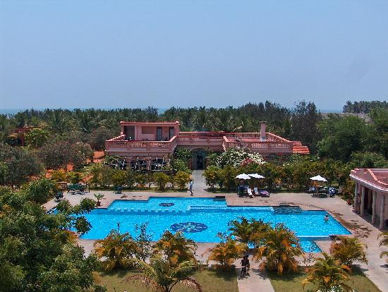Hotel kailash resorts pondicherry online booking room rates tariff facilities Budget hotels in pondicherry with swimming pool
