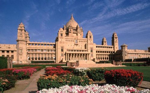 Welcomheritage Umed Bhawan Palace Rajasthan Online