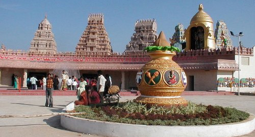 Tourist Places In Andhra Pradesh With Pictures