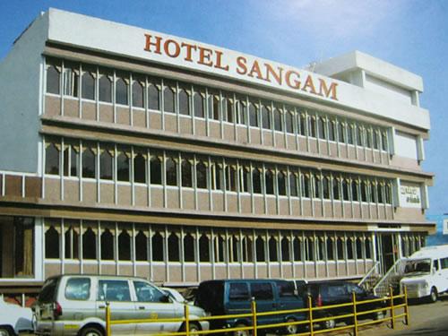 Hotel Sangam Main Road Kanyaari Tamil Nadu